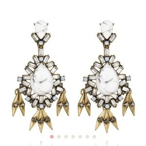Aventine statement convertible earrings